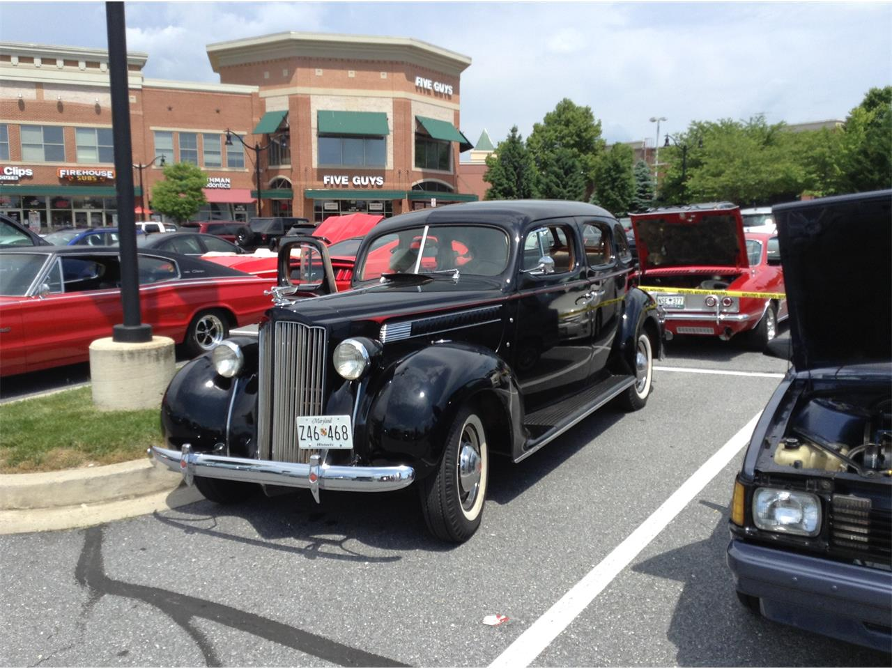 1939 Packard 110 (CC-1335132) for sale in Fredrick, Maryland