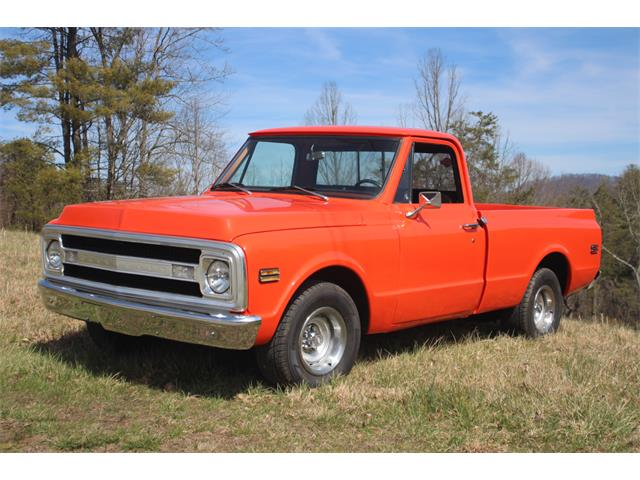 1971 Chevrolet C10 (CC-1335138) for sale in Weaverville, North Carolina