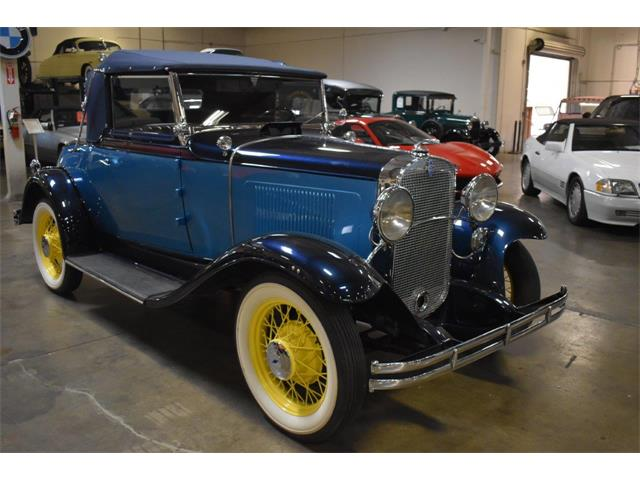 1931 Chevrolet Antique (CC-1335214) for sale in Costa Mesa, California