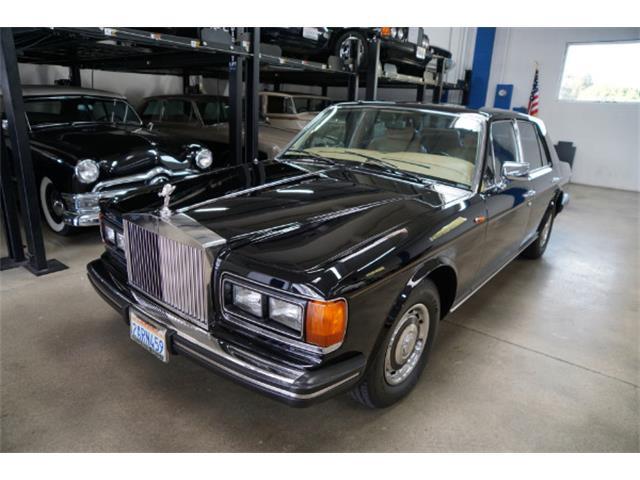 1982 Rolls-Royce Silver Spirit (CC-1335218) for sale in Torrance, California