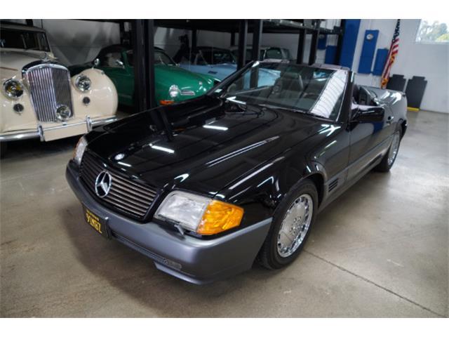 1991 Mercedes-Benz SL500