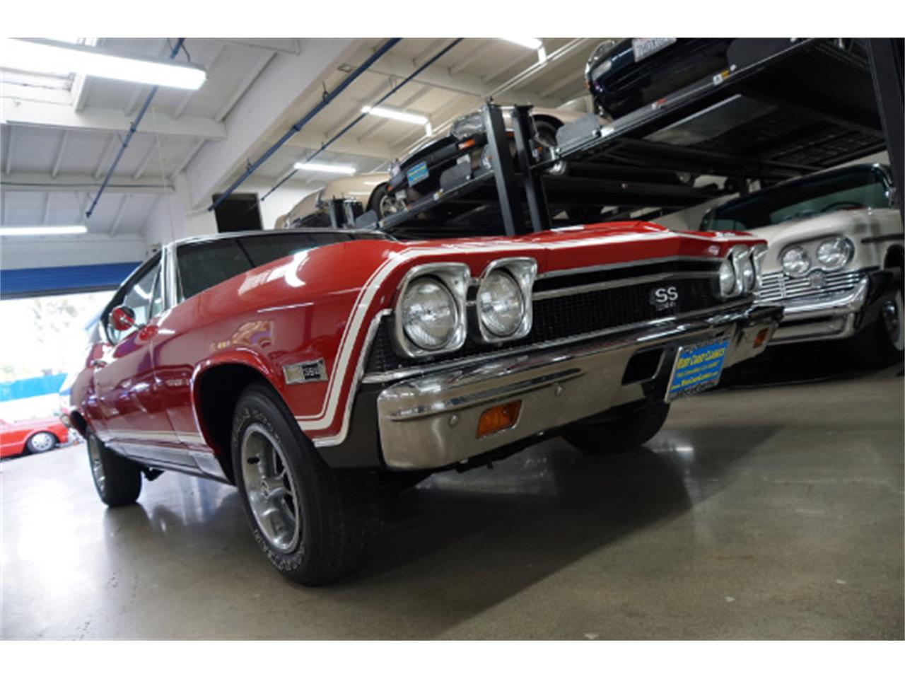 1968 Chevrolet Chevelle SS (CC-1335236) for sale in Torrance, California