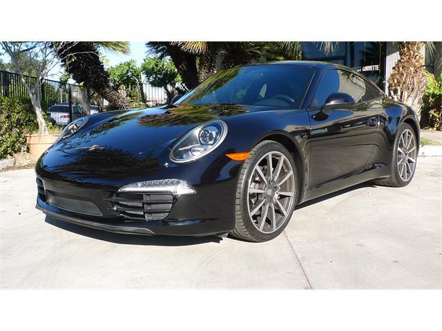2015 Porsche 911 Carrera (CC-1335241) for sale in Anaheim, California