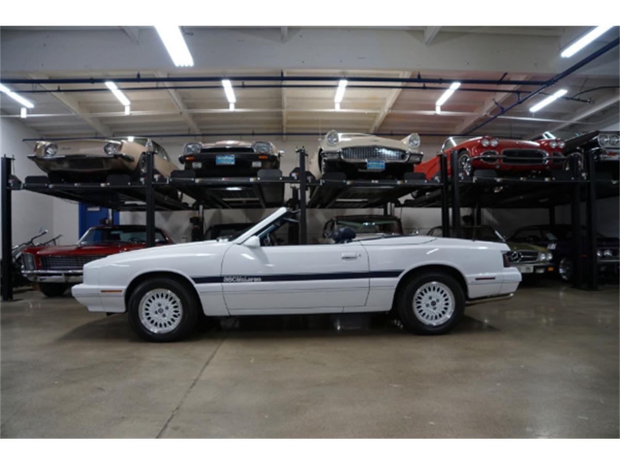 1986 Mercury ASC Mclaren (CC-1335242) for sale in Torrance, California