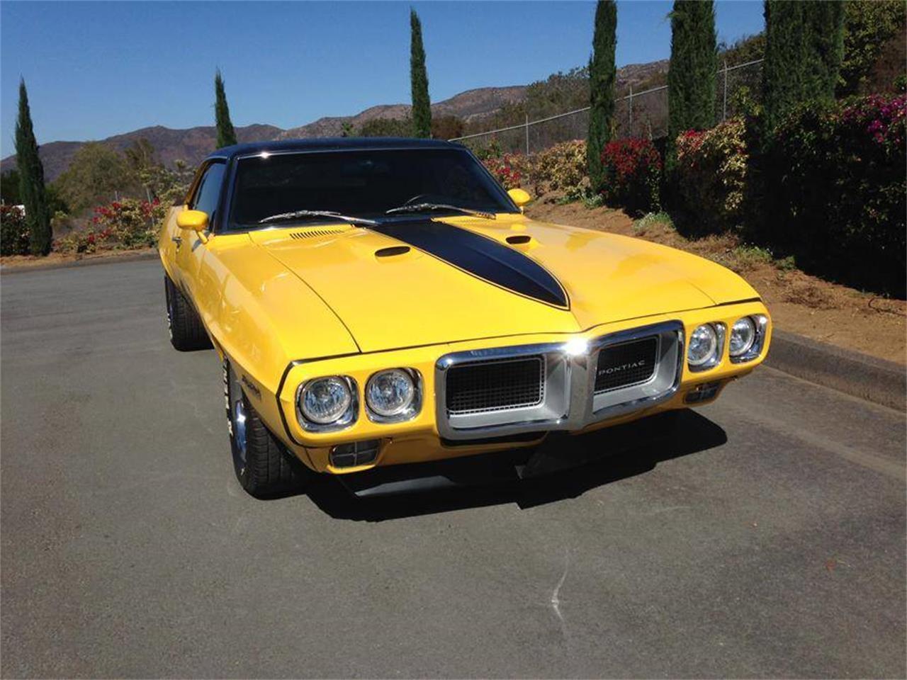 1969 Pontiac Firebird (CC-1335247) for sale in Spring Valley, California