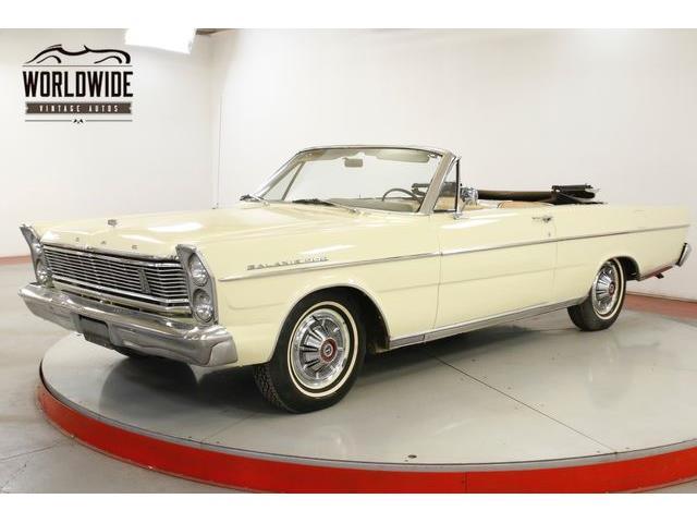 1965 Ford Galaxie 500 (CC-1335266) for sale in Denver , Colorado