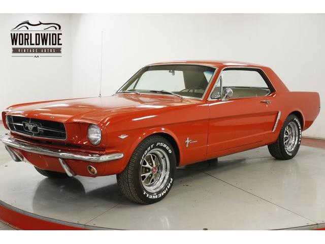 1965 Ford Mustang (CC-1335268) for sale in Denver , Colorado