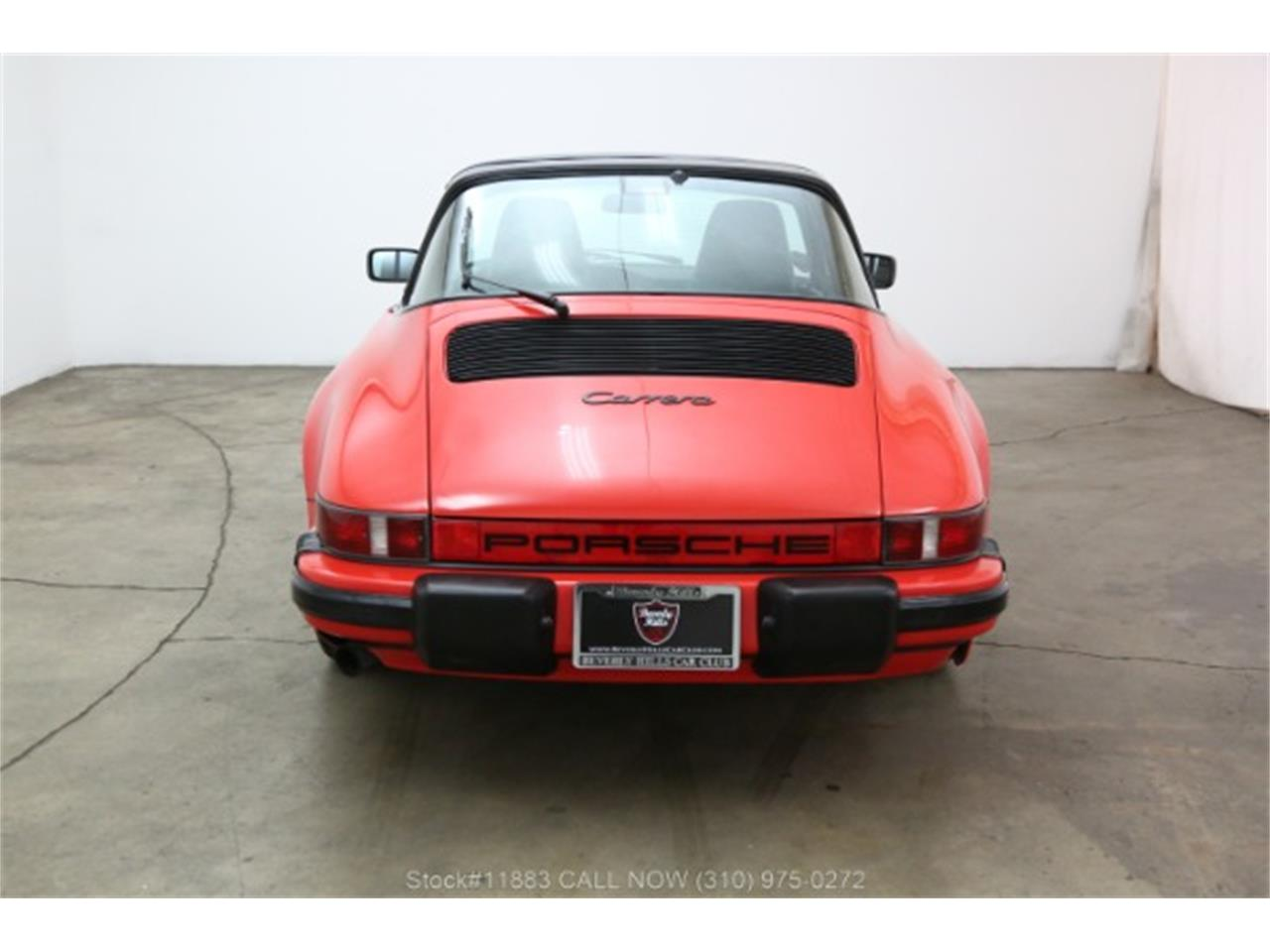 1986 Porsche 911 Carrera (CC-1335281) for sale in Beverly Hills, California