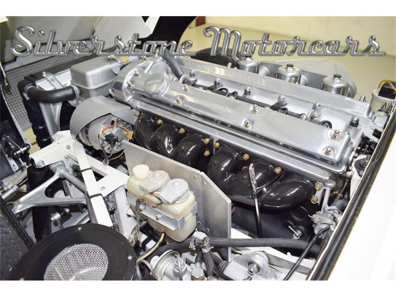 1967 Jaguar E-Type (CC-1335282) for sale in North Andover, Massachusetts
