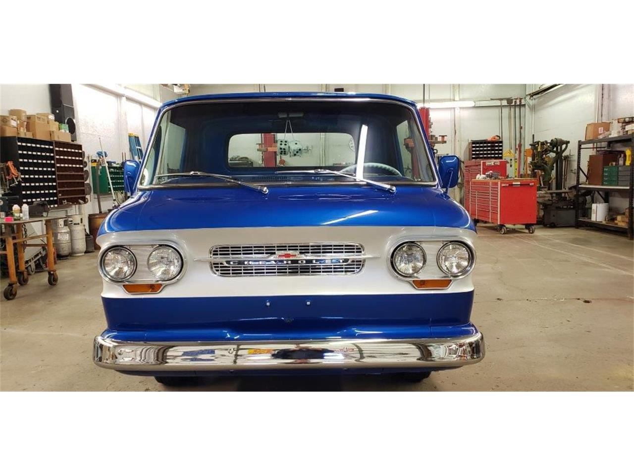 1963 Chevrolet Corvair (CC-1335287) for sale in West Pittston, Pennsylvania