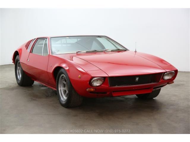 1970 De Tomaso Mangusta (CC-1330529) for sale in Beverly Hills, California