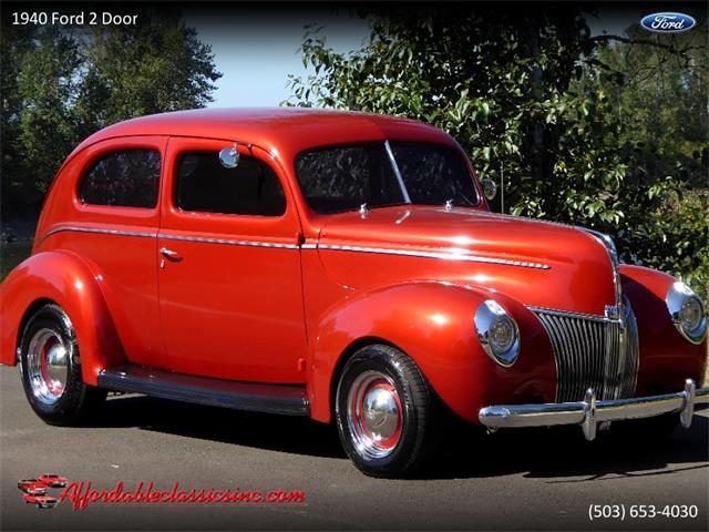 1940 Ford 2-Dr Coupe (CC-1335299) for sale in Gladstone, Oregon