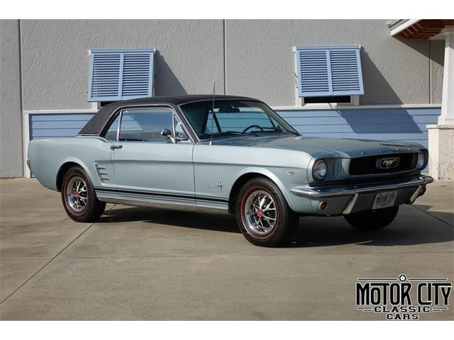 1966 Ford Mustang (CC-1330053) for sale in Vero Beach, Florida