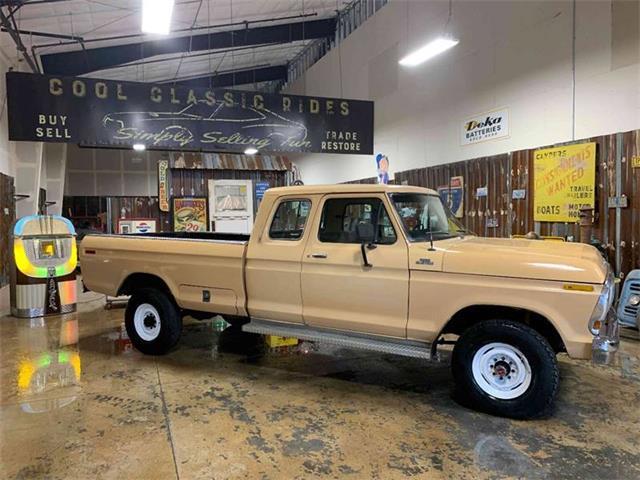 1978 Ford F250 (CC-1335304) for sale in Redmond, Oregon
