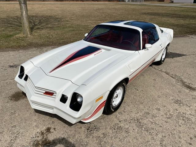 1981 Chevrolet Camaro (CC-1335311) for sale in Shelby Township, Michigan