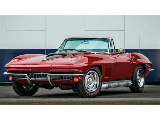 1967 Chevrolet Corvette (CC-1335332) for sale in Carrollton, Texas