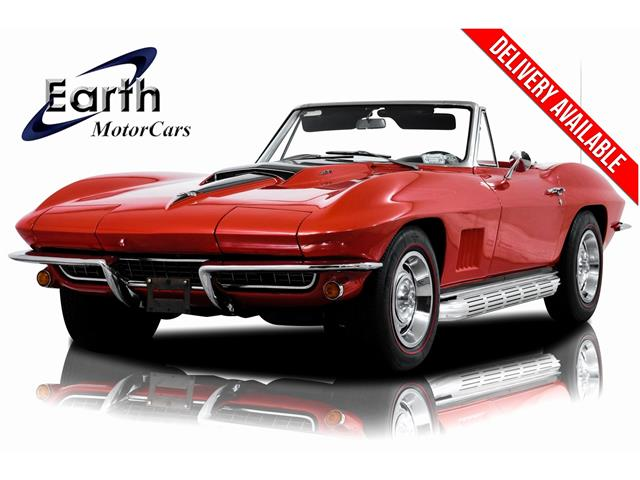 1967 Chevrolet Corvette (CC-1335332) for sale in Carrollton, Texas