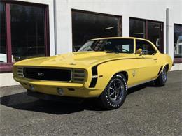 1969 Chevrolet Camaro (CC-1335336) for sale in Tocoma, Washington