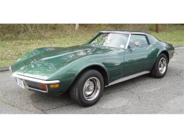 1972 Chevrolet Corvette (CC-1335347) for sale in Hendersonville, Tennessee