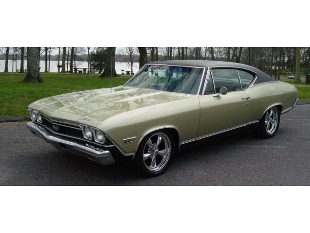 1968 Chevrolet Chevelle (CC-1335348) for sale in Hendersonville, Tennessee