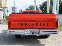 1972 Chevrolet C10 (CC-1335349) for sale in Kokomo, Indiana