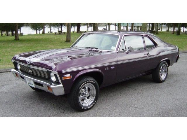 1972 Chevrolet Nova (CC-1335350) for sale in Hendersonville, Tennessee