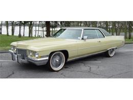 1972 Cadillac Coupe DeVille (CC-1335355) for sale in Hendersonville, Tennessee