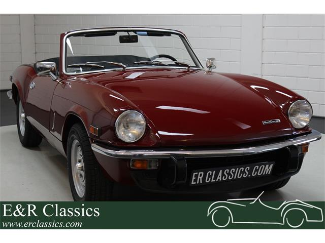 1971 Triumph Spitfire (CC-1335359) for sale in Waalwijk, Noord Brabant
