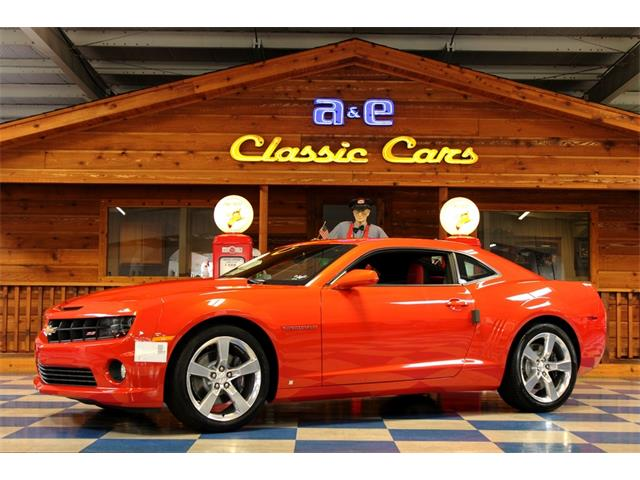 2010 Chevrolet Camaro (CC-1335366) for sale in New Braunfels, Texas