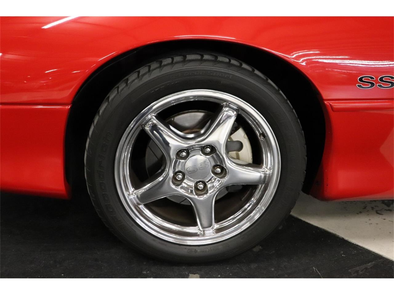 2002 Chevrolet Camaro SS (CC-1335368) for sale in Lillington, North Carolina