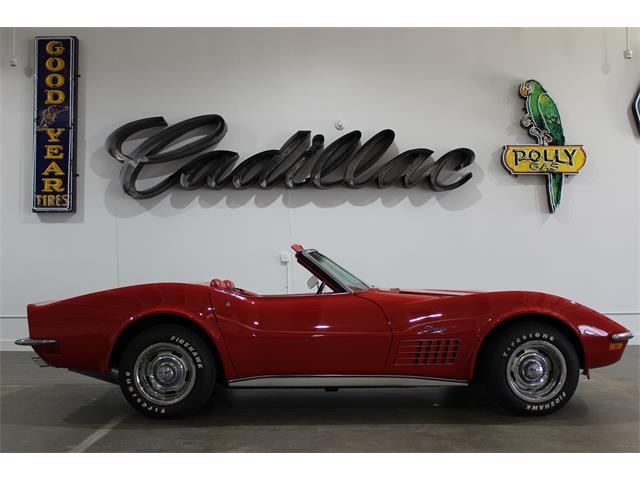 1972 Chevrolet Corvette (CC-1335386) for sale in Madison, Mississippi