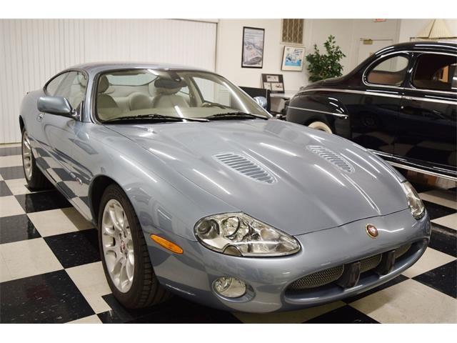 2002 Jaguar XKR (CC-1335396) for sale in Fredericksburg, Virginia