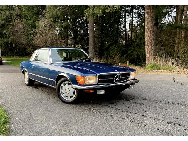 1978 Mercedes-Benz 450SLC (CC-1335403) for sale in Brush Prairie, Washington