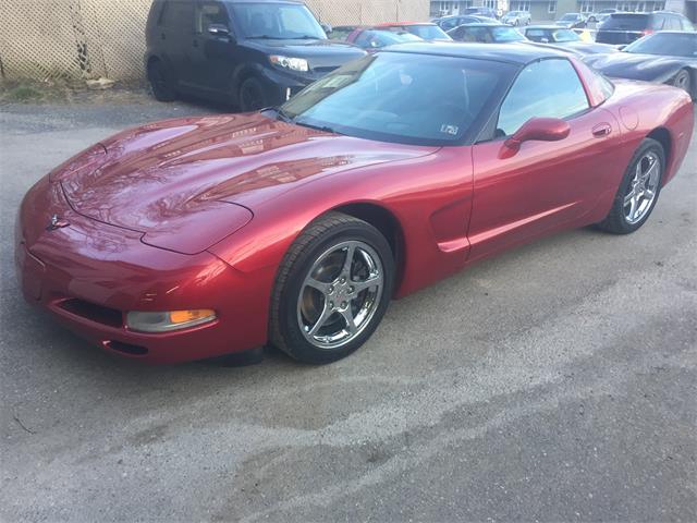 2000 Chevrolet Corvette (CC-1335408) for sale in Mount Union, Pennsylvania