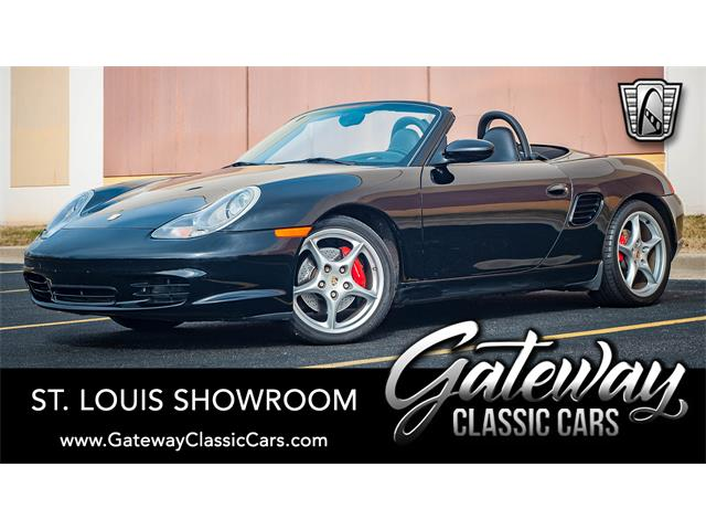 2003 Porsche Boxster (CC-1330541) for sale in O'Fallon, Illinois