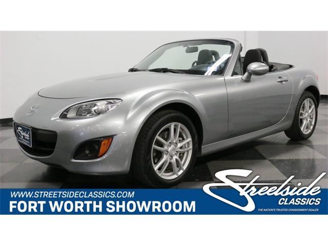 2011 Mazda Miata (CC-1335411) for sale in Ft Worth, Texas