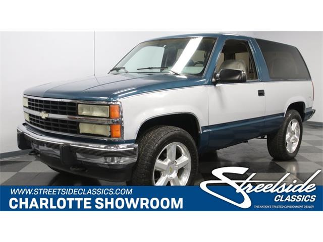 1993 Chevrolet Blazer (CC-1335413) for sale in Concord, North Carolina