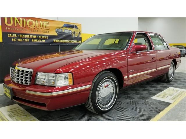 1999 Cadillac DeVille (CC-1335452) for sale in Mankato, Minnesota