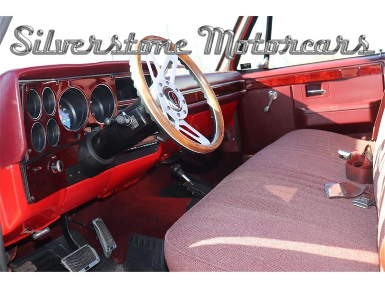 1987 Chevrolet Stepside (CC-1335454) for sale in North Andover, Massachusetts
