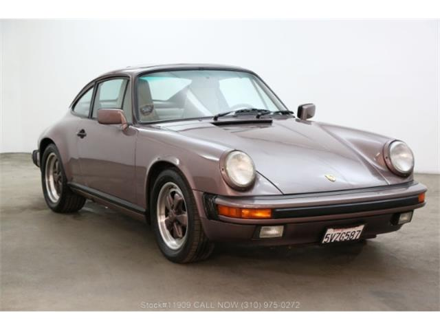 1987 Porsche Carrera (CC-1335455) for sale in Beverly Hills, California