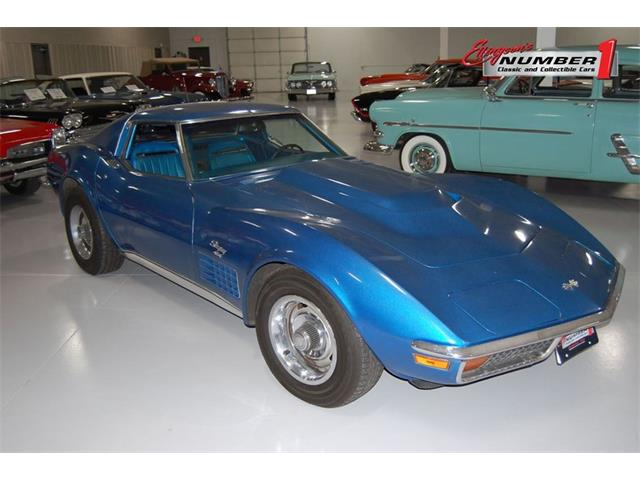 1970 Chevrolet Corvette (CC-1335470) for sale in Rogers, Minnesota