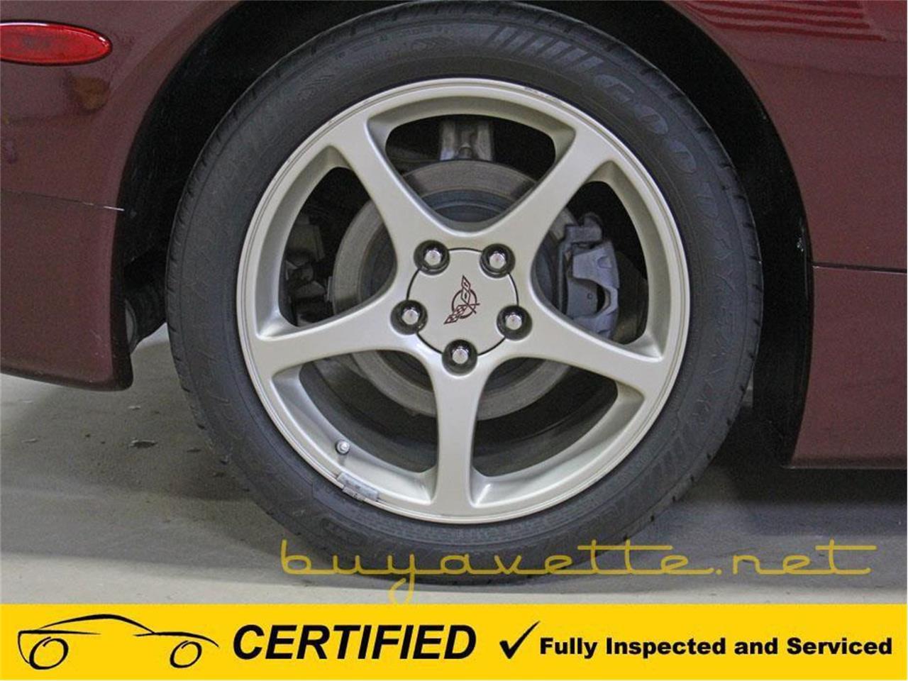 2003 Chevrolet Corvette (CC-1335483) for sale in Atlanta, Georgia