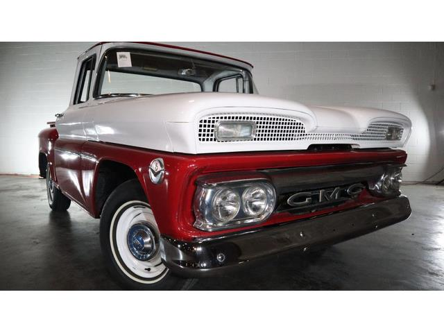 1961 GMC 1000 (CC-1335487) for sale in Jackson, Mississippi