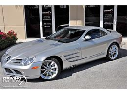 2006 Mercedes-Benz SLR McLaren (CC-1330549) for sale in West Palm Beach, Florida