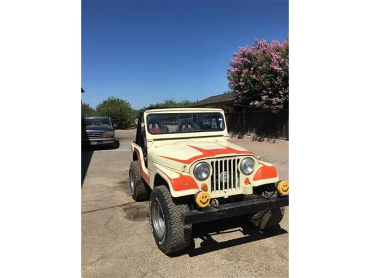 1955 Jeep Willys (CC-1335494) for sale in Cadillac, Michigan