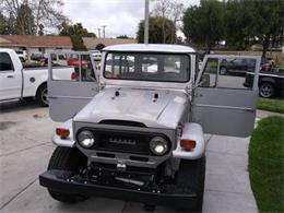 1972 Toyota Land Cruiser FJ (CC-1335500) for sale in Cadillac, Michigan