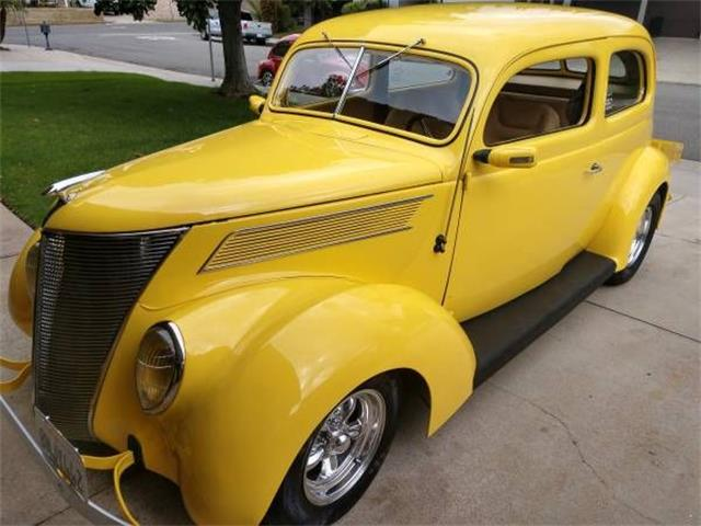 1937 Ford Sedan (CC-1335502) for sale in Cadillac, Michigan