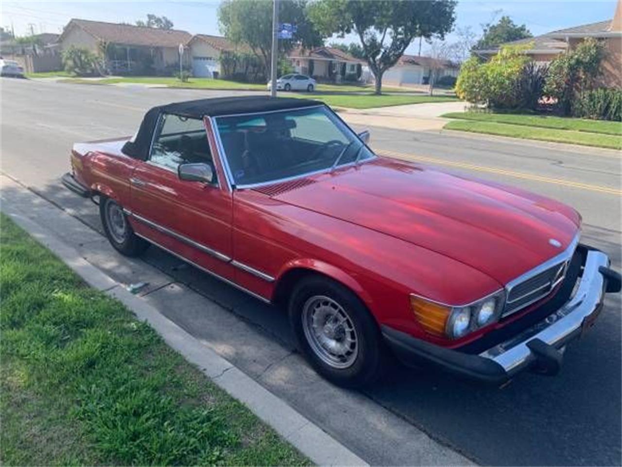 1978 Mercedes-Benz 450SL (CC-1335505) for sale in Cadillac, Michigan