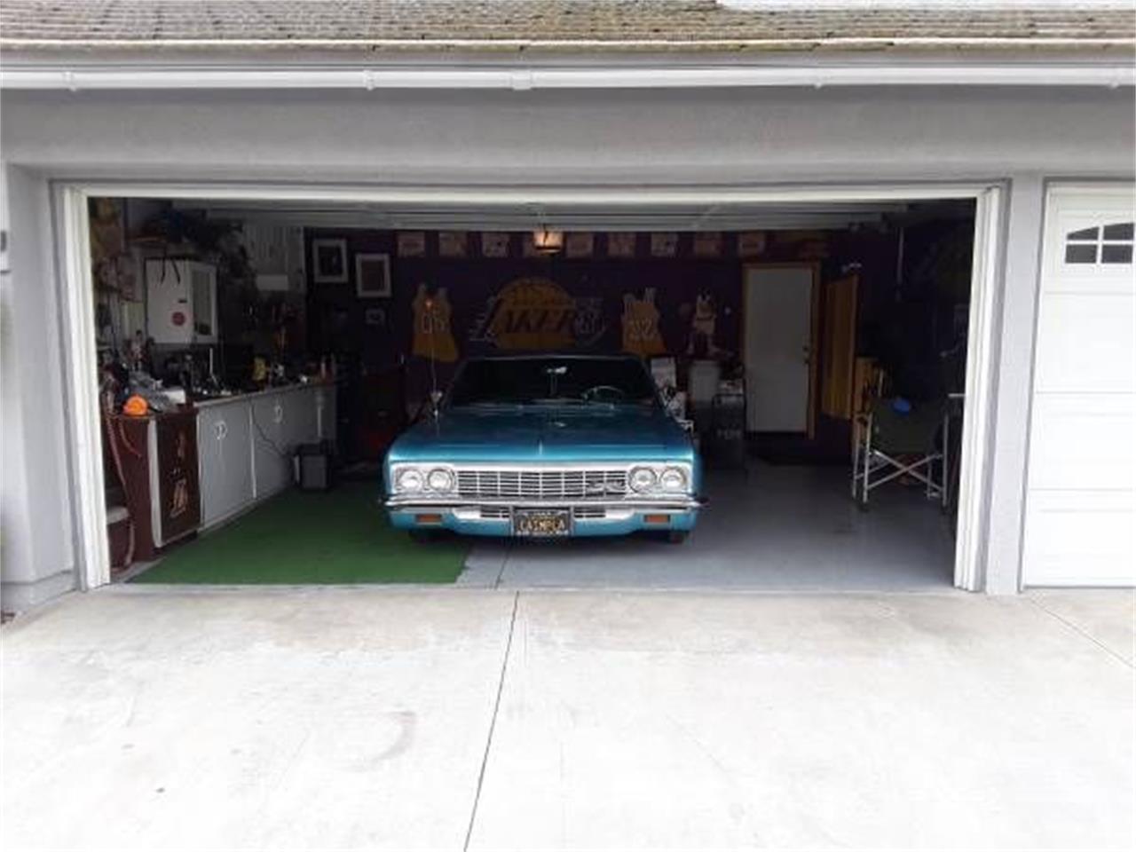1966 Chevrolet Impala (CC-1335506) for sale in Cadillac, Michigan