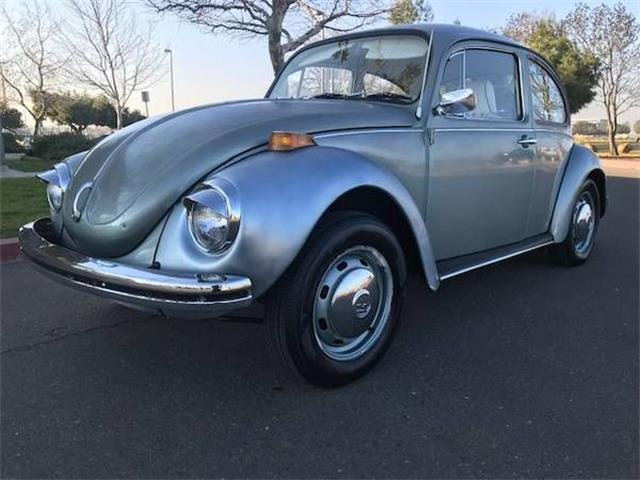 1972 Volkswagen Beetle (CC-1335510) for sale in Cadillac, Michigan